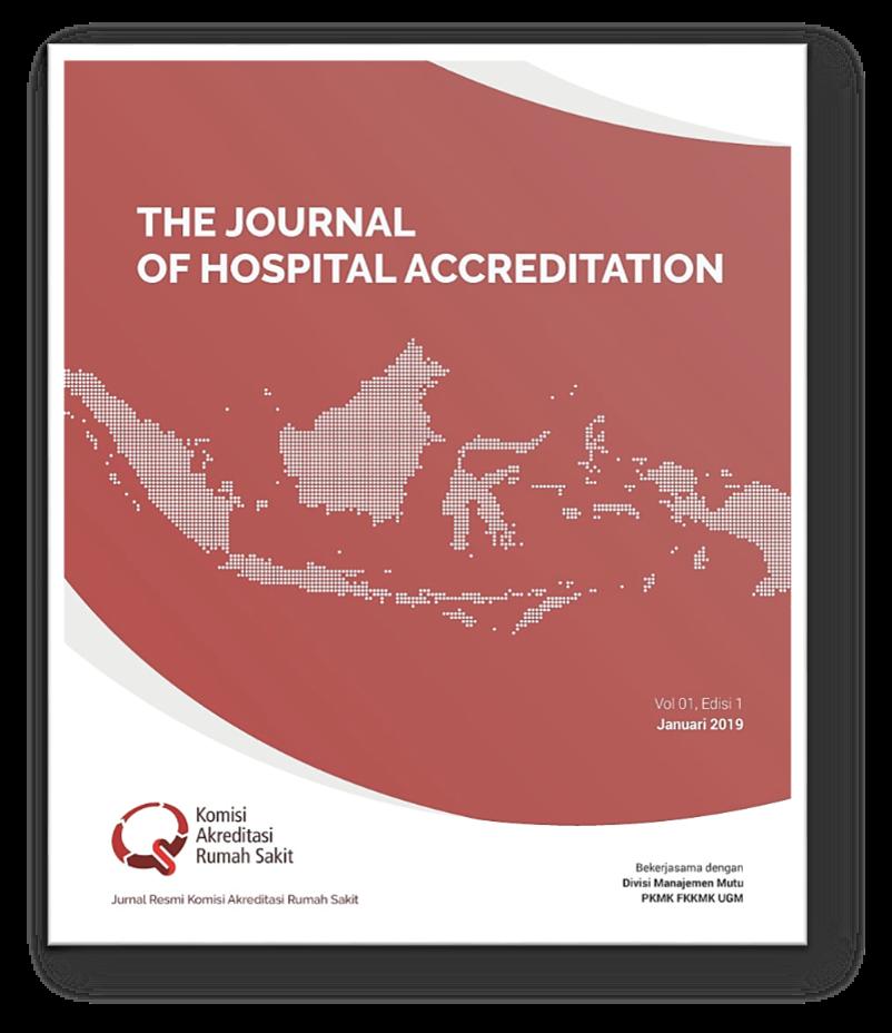 Edisi Perdana Jurnal dari Komisi Akreditasi Rumah Sakit